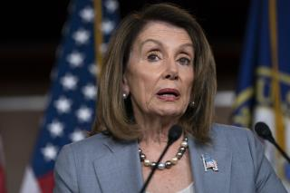 Pelosi: Yes, This Is a 'Constitutional Crisis'