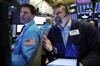 Stocks Bounce Back a Day After Plunge