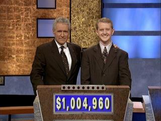 Ex- Jeopardy! Champ: I Want the New Guy to Win Big