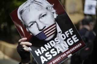 US Hits Julian Assange With 18 New Charges