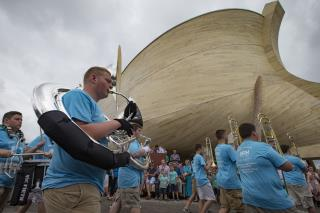Noah's Ark Replica Owners Sue Over Rain Damage