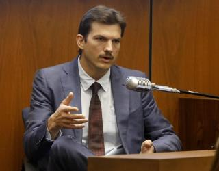 Ashton Kutcher Testifies at Woman's Murder Trial