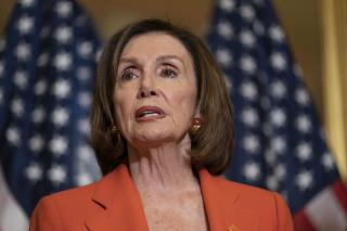 Pelosi to Trump: Don't Move on Iran Without Congress