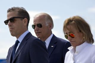 Biden's Son Explains Relations With His Brother's Widow
