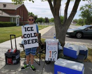 Utah Boy Is Selling $1 Beers—With a Catch