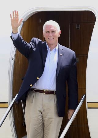 Pence's Trip to New Hampshire Axed Over Alleged Drug Dealer