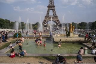 Paris Hits Record 108 Degrees