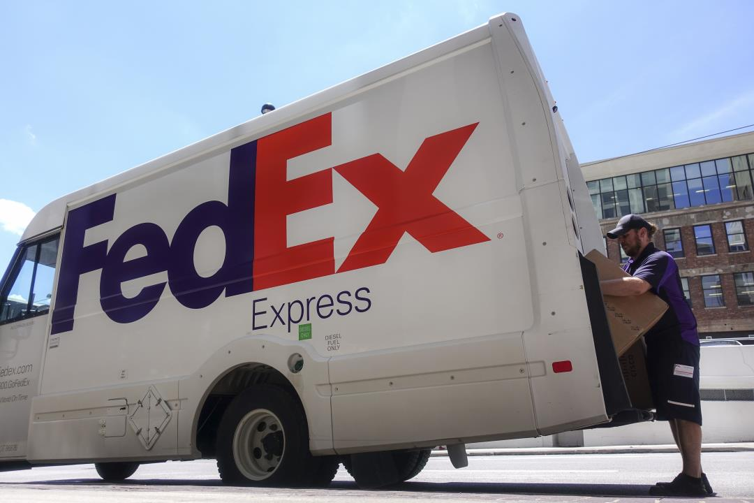 FedEx Cuts Ties With Amazon