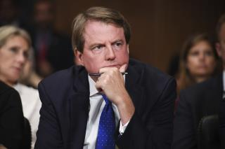 House Panel Sues to Force McGahn to Testify