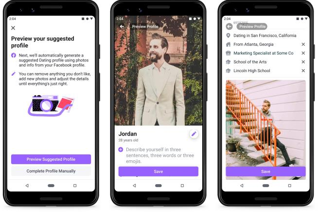 Facebook Dating Has Arrived in US | Newser Mobile