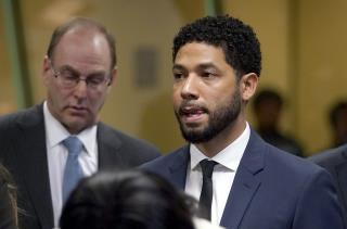 Smollett to Cops: Not My Fault You Spent So Much