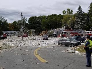 Firefighters Were Investigating Gas Leak Before Deadly Blast