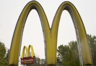 McDonald's Testing Meatless Burger