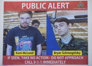 RCMP Reveals What Canadian Killers Planned