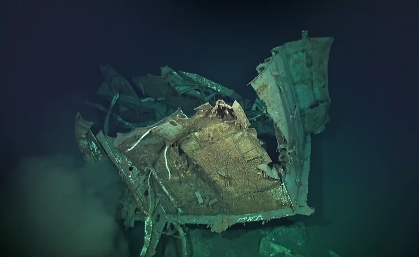 USS Johnston, Deepest Shipwreck Ever Found, Discovered in Philippine Sea