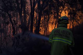 'Catastrophic' Warning an Aussie First as Fires Rage