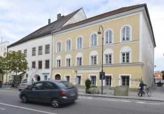 Hitler's Birth House to Become Police Station