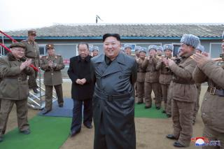 North Korea Promises 'Christmas Gift' for US