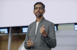 Don't Envy the New Alphabet CEO His Promotion