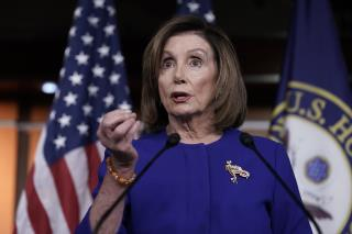 Pelosi: House Will Move on Impeachment Next Week