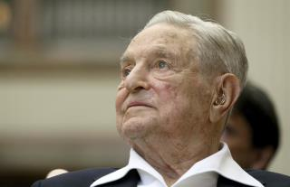 Soros Drops $1B to 'Stop Drift Away From Democracy'