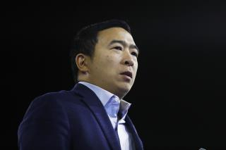 Andrew Yang Reveals What's Next