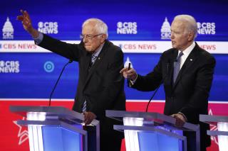 Could Biden and Sanders Team Up? Sanders Responds