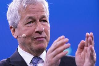 JPMorgan Chief Survives Health Scare