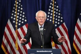 Sanders: I'm Staying In, Ready for Sunday's Debate