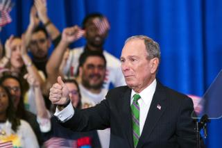 Bloomberg Isn't Done Spending