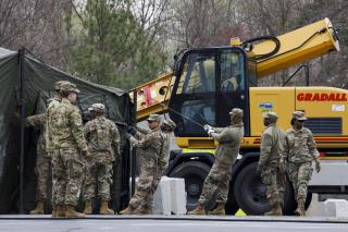 Trump Orders National Guard to Help in 3 Hard-Hit States