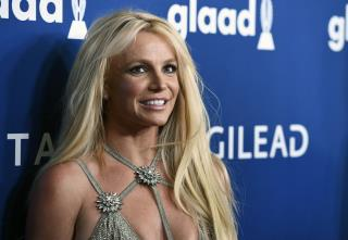 Britney Spears Claims She's World's Fastest Human