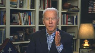 Biden: We May Need to Hold Convention Online