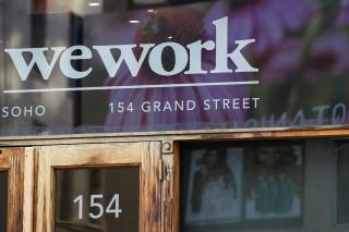 WeWork Sues SoftBank Over 'Buyer's Remorse'