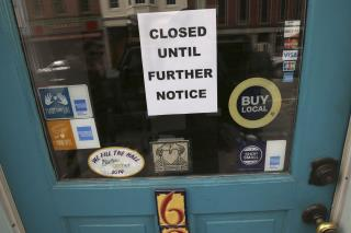 Fund for Small Businesses Runs Out of Money