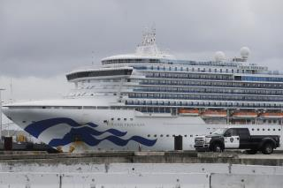 Widow Sues Cruise Line Over Husband's Death