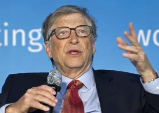 Bill Gates Is Now Favorite Target of Conspiracy Theories