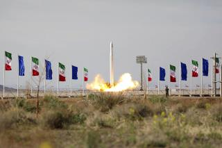 Experts: Iran's 'Secret' Program Revealed With 'Surprise Launch'