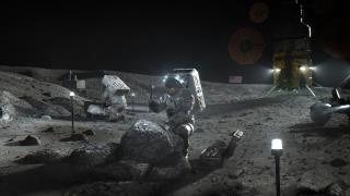 Trump Administration Drafts Rules for Lunar Life: Report