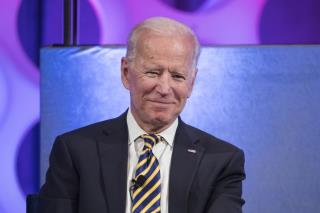 Biden, Party Post a Solid Month of Fundraising