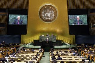 Don't Come to New York, UN Tells Members
