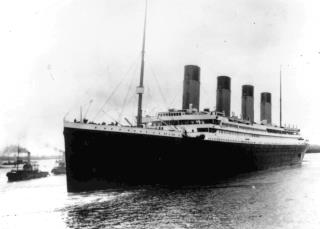 US Sues Over Titanic's Radio