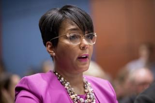 Keisha Lance Bottoms Tests Positive for Virus