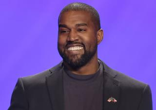Kanye May Not Be Out of Race After All