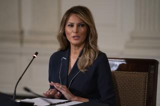 In First Lady's New Project, 'Optimism for the Future'