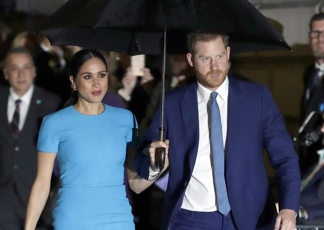 Judge Rules on Request to Expose Meghan's Friends thumbnail