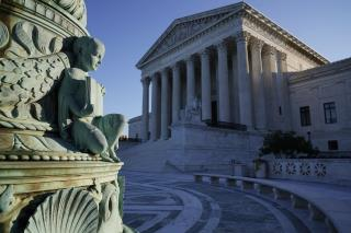 Possible Gay-Marriage Threat Emerges at Supreme Court