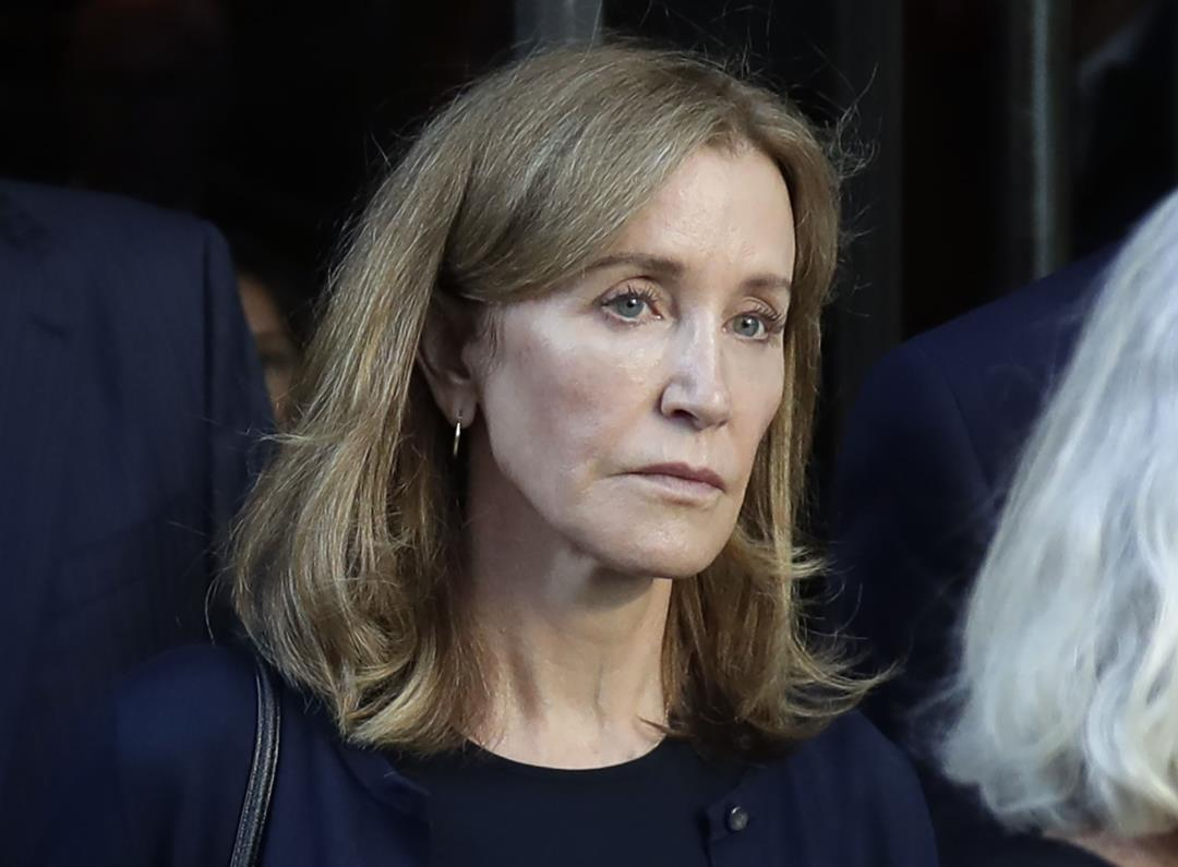 Felicity Huffman Has Paid Full Debt to Society – Newser