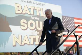 Biden 'Hello, Minnesota' Video Was Altered