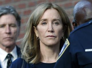 Felicity Huffman Has First Post-Prison Role